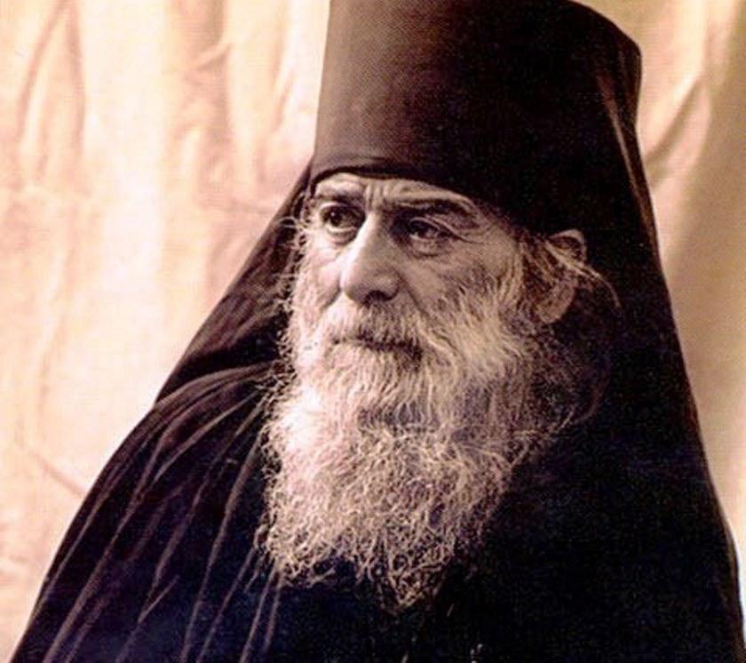 фото грузинского святого габриэля надписями